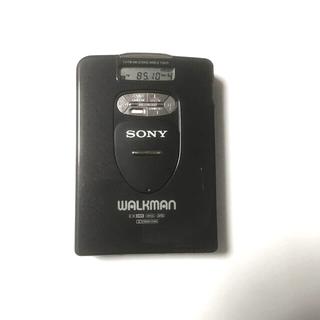 ソニー(SONY)のカセットウォークマン WM-FX1(ポータブルプレーヤー)