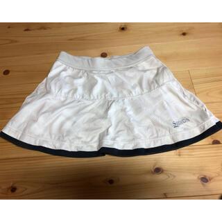 スリクソン(Srixon)のSrixonテニススコートMサイズ(ポケットあり)(ウェア)