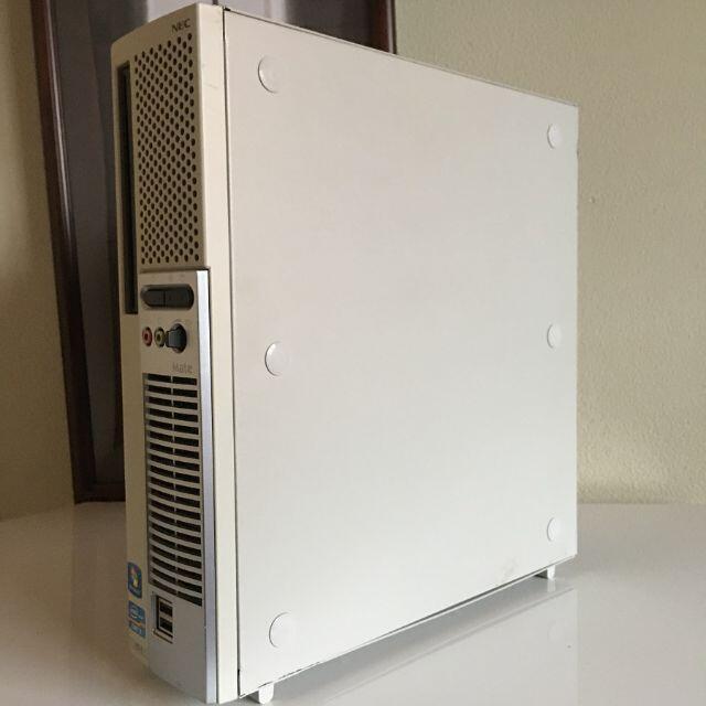 NEC(エヌイーシー)の(処分価格)NEC PC-MK33LEZTCF3E スマホ/家電/カメラのPC/タブレット(デスクトップ型PC)の商品写真
