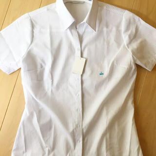 アオヤマ(青山)の洋服の青山 ブラウス 事務服 レディース オフィス(シャツ/ブラウス(半袖/袖なし))