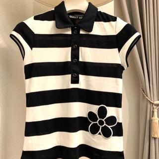 マリークワント(MARY QUANT)のマリークワント ボーダーポロシャツ❤️アガタ スローブイエナ アーバンリサーチ(ポロシャツ)