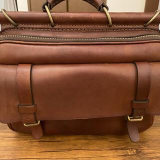 ヘルツ(HERZ)のHERZ バッグ 初代棒屋根鞄(ビジネスバッグ)