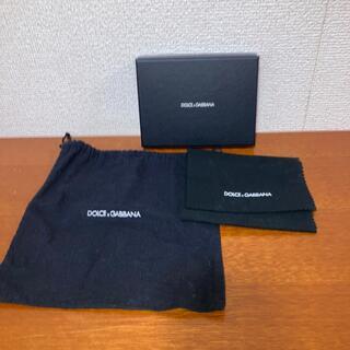 ドルチェアンドガッバーナ(DOLCE&GABBANA)のドルチェandガッバーナ 空箱、保管袋(その他)