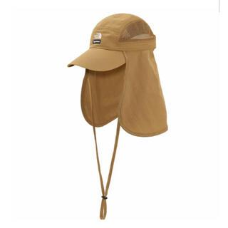 シュプリーム(Supreme)の希少 Supreme × TNF Sunshield Camp Cap Gold(キャップ)
