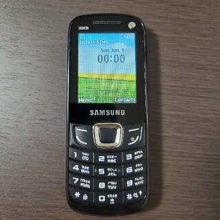 サムスン(SAMSUNG)のSAMSUNG GT-E3309(携帯電話本体)