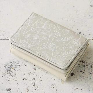 アフタヌーンティー(AfternoonTea)のアフタヌーンティー 三つ折り財布(財布)