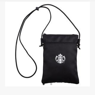 スターバックスコーヒー(Starbucks Coffee)の【期間限定お値引き 5/31まで】台湾限定 スターバックス サコッシュ(ショルダーバッグ)