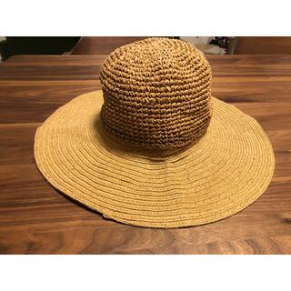 ユニクロ(UNIQLO)のユニクロ UNIQLO 麦わら帽子 ストローハット (麦わら帽子/ストローハット)