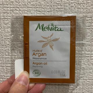 メルヴィータ(Melvita)のMelvita アルガンオイル7DAYSセット(ブースター/導入液)