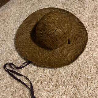 トゥモローランド(TOMORROWLAND)のTomorrowland 麦わら帽子 La Maison de Lillis(麦わら帽子/ストローハット)