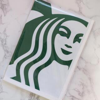 スターバックスコーヒー(Starbucks Coffee)の【新品】台湾スターバックス レジャーシート 女神様ロゴ ブルー 水色 海外限定(日用品/生活雑貨)