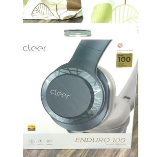 新品未使用品 cleer Enduro100 有線無線両用ヘッドホン【ネイビー】(ヘッドフォン/イヤフォン)