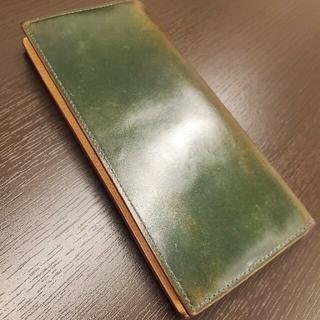 ガンゾ(GANZO)のガンゾ コードバン ganzo(長財布)