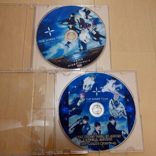ボウダンショウネンダン(防弾少年団(BTS))のBTS DVD2枚セット(韓国/アジア映画)