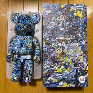 メディコムトイ(MEDICOM TOY)のBE@RBRICK Jackson Pollock Studio 400%(その他)