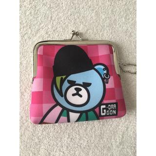 ビッグバン(BIGBANG)のBIGBANG ビッグバン グッズ がま口財布(ミュージシャン)