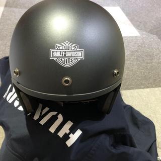 ハーレーダビッドソン(Harley Davidson)のハーレー純正品  クラシック3/4ヘルメット XL61~62㎝(ヘルメット/シールド)