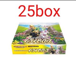 【シュリンク付】イーブイヒーローズ 拡張 25box(Box/デッキ/パック)