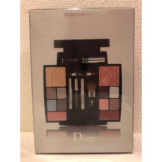 クリスチャンディオール(Christian Dior)のDior ディオール トラベル メイクアップ パレット  新品(コフレ/メイクアップセット)