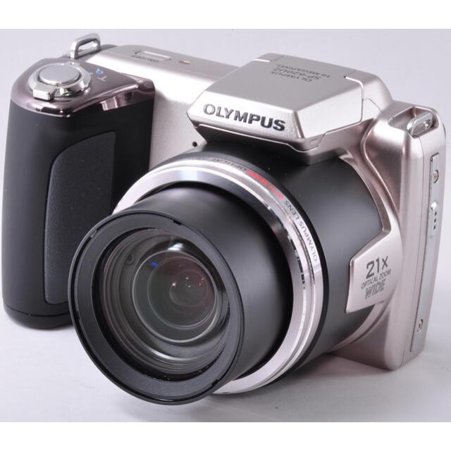 OLYMPUS(オリンパス)の夏【残り1台】❤匿名配送❤オリンパス❤ネオ一眼レフ❤カメラ女子❤デジカメ スマホ/家電/カメラのカメラ(コンパクトデジタルカメラ)の商品写真