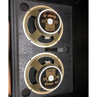 celestion vintage 30 8Ω 2発セット(ギターアンプ)