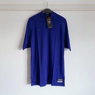 デサント(DESCENTE)の新品タグ付き!DESCENTE デサント半袖リラックスシャツ(ロイヤルブルー)(ウェア)