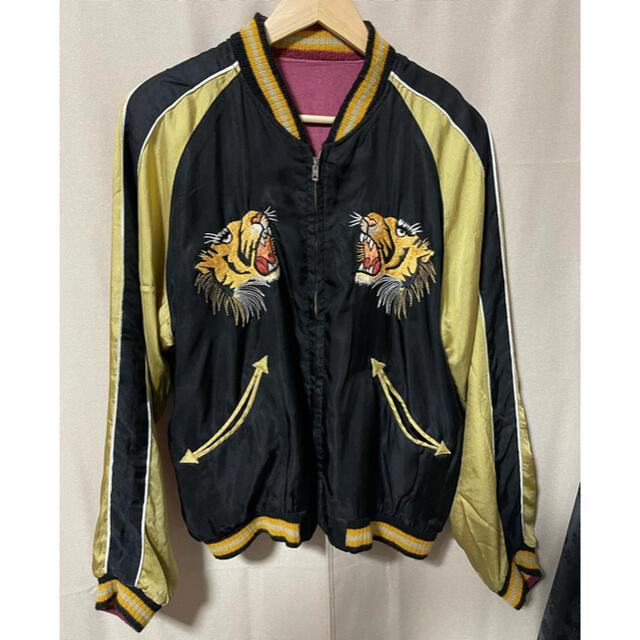 東洋エンタープライズ(トウヨウエンタープライズ)のユキヤさん 専用SOUVENIR JACKET 2007 港商  メンズのジャケット/アウター(スカジャン)の商品写真