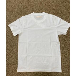マルニ(Marni)のMARNI Tシャツ ホワイト(Tシャツ/カットソー(半袖/袖なし))