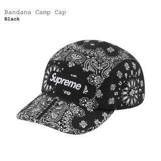 シュプリーム(Supreme)のSupreme Bandana Camp Cap シュプリーム バンダナ(キャップ)