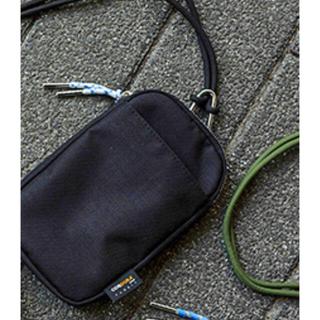 DEUXIEME CLASSE - 新品 ワンマイルマルチポーチ ブラック
