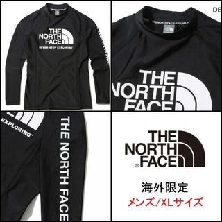 THE NORTH FACE - 数量限定❗ ノースフェイス ラッシュガード メンズ 長袖 水着 XL K94C