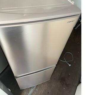 シャープ(SHARP)のSHARP 2ドア冷蔵庫137L 💍2019年製💍(冷蔵庫)