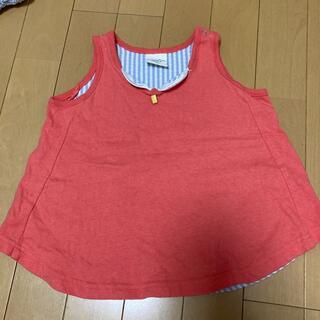 ユニカ(UNICA)のユニカ UNICA タンクトップ 90 女の子(Tシャツ/カットソー)