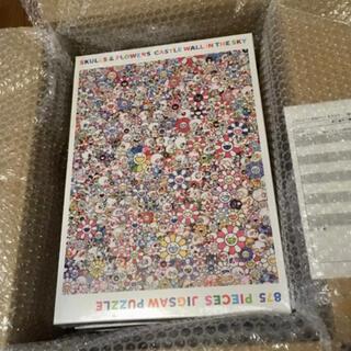 ■村上隆 ジグソーパズル ❷個セット (版画)