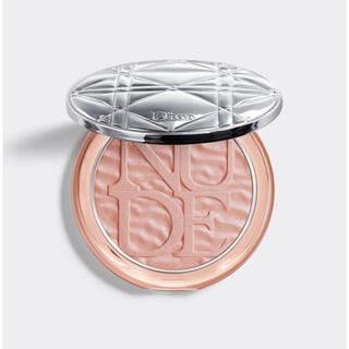 クリスチャンディオール(Christian Dior)の新品未使用 クリスチャンディオール ルミナイザー 001 ピンクデューン(フェイスパウダー)