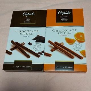 コストコ(コストコ)のハムレット チョコスティック 2種(菓子/デザート)