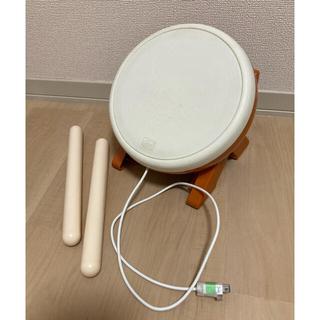 Wii - 【中古品】太鼓の達人 Wii タタコン