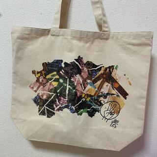 カンジャニエイト(関ジャニ∞)の渋谷すばる 二歳 ライブ トートバッグ(ミュージシャン)