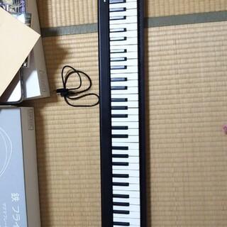 コルグ(KORG)のKORGMIDIキーボード microkey2-61 USB 本体のみ(MIDIコントローラー)