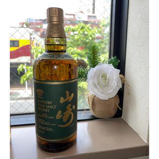 ヤマザキセイパン(山崎製パン)の山崎10年(ウイスキー)