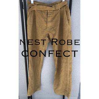 nest Robe - Nest Robe CONFECT コットンリネントラウザース