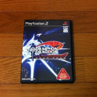 プレイステーション(PlayStation)のPS2 ドラッグオンドラグーン2 封印の紅、背徳の黒(家庭用ゲームソフト)