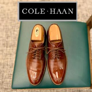 コールハーン(Cole Haan)の美品❗️《COLE HAAN》GRAND O.S Uチップ 7M(ドレス/ビジネス)