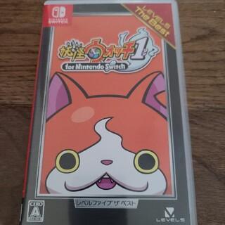 妖怪ウォッチ1 for Nintendo Switch レベルファイブ ザ ベス(家庭用ゲームソフト)