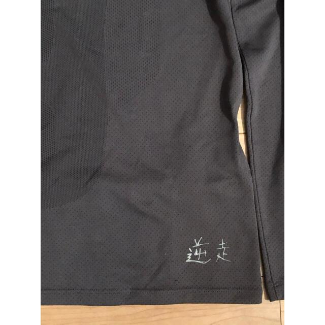 UNDERCOVER(アンダーカバー)のGYAKUSOU NIKE+undercover lab ロングスリーブシャツ スポーツ/アウトドアのランニング(ウェア)の商品写真