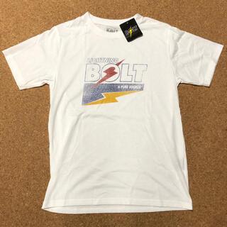 ライトニングボルト(Lightning Bolt)のLIGHTNING BOLT ライトニングボルト  Tシャツ  M ホワイト(Tシャツ/カットソー(半袖/袖なし))