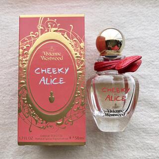 ヴィヴィアンウエストウッド(Vivienne Westwood)のVivienne Westwood チーキーアリス オードトワレ 50ml 中古(香水(女性用))