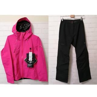 Mammut - 【新品】MAMMUT W's CLIMATE Rain-Suit M ピンク