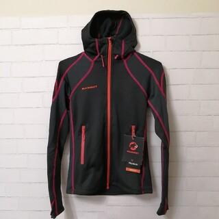 マムート(Mammut)の【新品】MAMMUT Schneefeld Jacket レディースS 黒(登山用品)