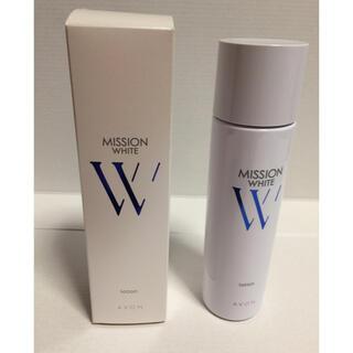 エイボン(AVON)のミッションホワイトローションb(化粧水/ローション)